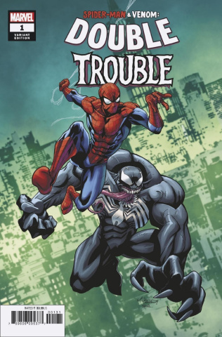 Spider-Man & Venom: Double Trouble #1 (Lubera Cover)