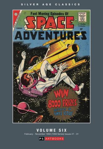 Space Adventures Vol. 6