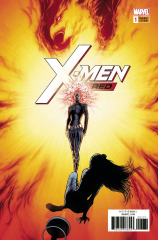 X-Men: Red #1 (Jimenez Remastered Cover)