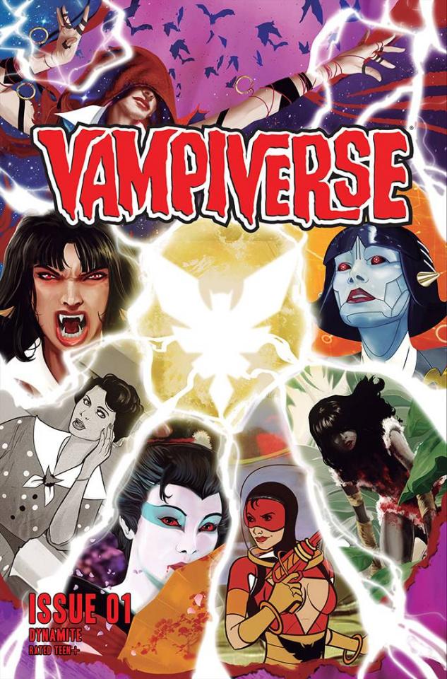 Vampiverse #1 (Bonus Maine Cover)