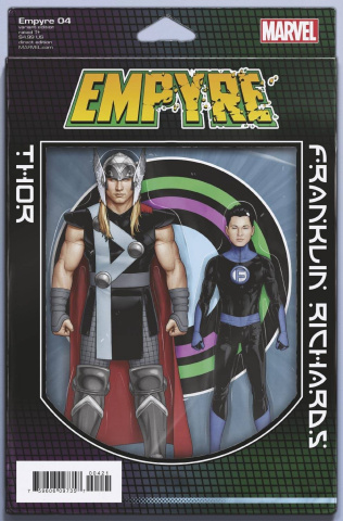 Empyre #4 (Christopher 2-Pack Action Figure Cover)