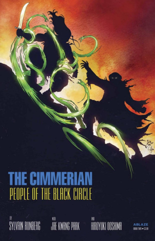 The Cimmerian: People of the Black Circle #2 (Casas Cover)