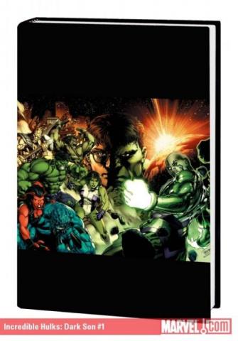The Incredible Hulks: Dark Son Premiere Hardcover