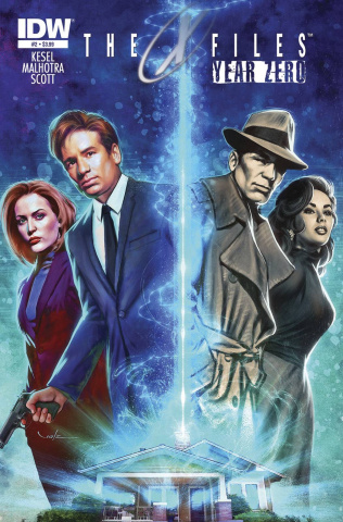 The X-Files: Year Zero #2