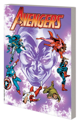 Avengers Vol. 2: Absolute Vision