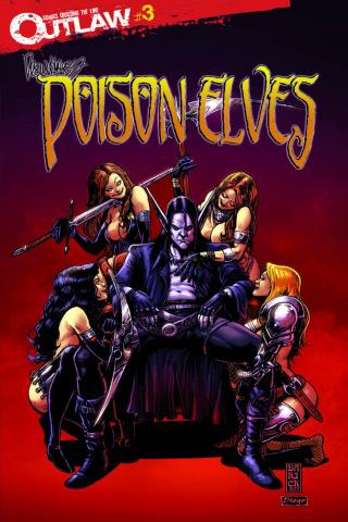 Poison Elves #3 (Robertson Cover)