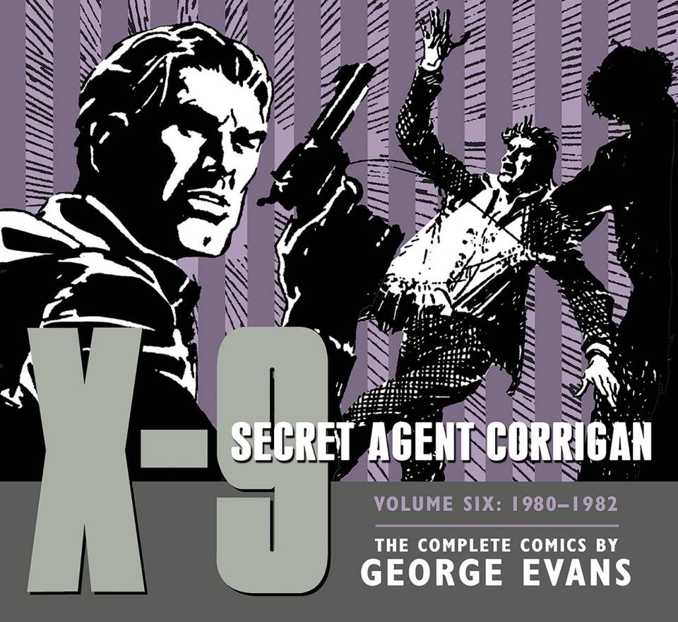 X-9: Secret Agent Corrigan Vol. 6