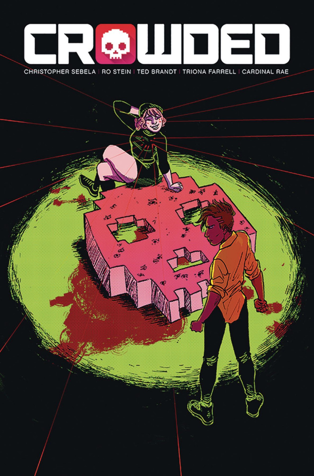 Crowded #9 (Leong Cover)