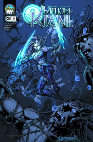 Fathom: Kiani #3 (Nome Cover)