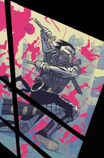 Ninjak #8 (20 Copy Latour Cover)