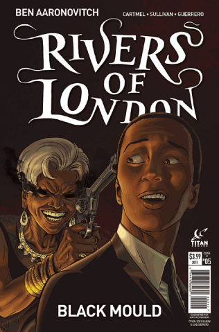 Rivers of London: Black Mould #5 (Sullivan Cover)