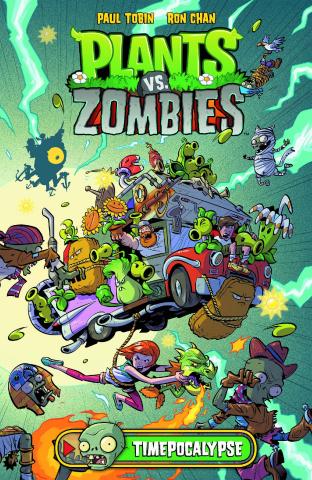 Plants vs. Zombies: Timepocalypse
