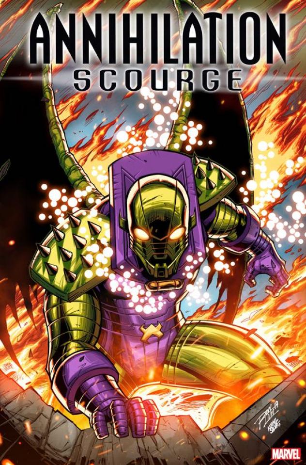 Annihilation: Scourge - Alpha #1 (Ron Lim Cover)