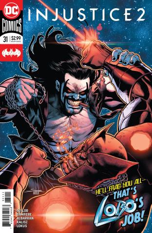 Injustice 2 #31