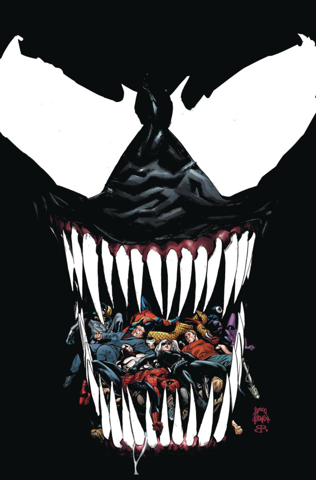 The Amazing Spider-Man / Venom: Venom Inc. Alpha #1