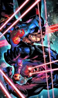 Superman vs. Darkseid