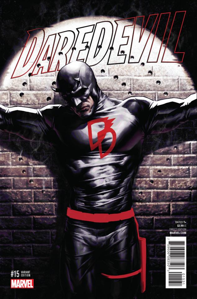 Daredevil #15 (Bermejo Cover)