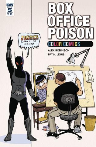 Box Office Poison: Color Comics #5