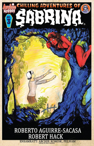 Sabrina #3 (Hell & Back Cover)