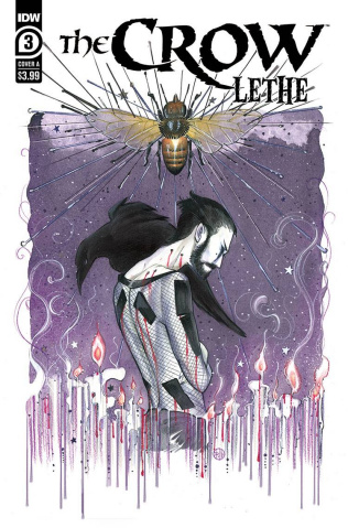 The Crow: Lethe #3 (Momoko Cover)