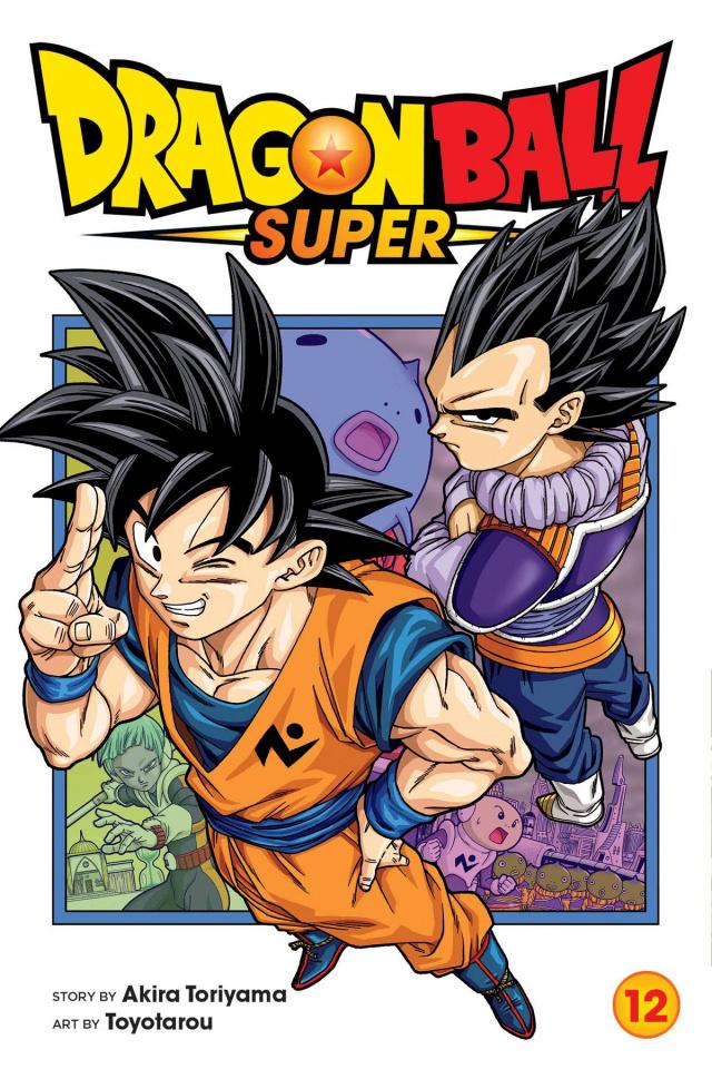 Dragon Ball Super Vol. 12