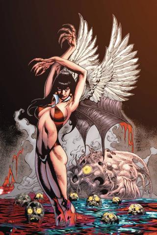 Vampirella #11 (7 Copy Castro Virgin Cover)