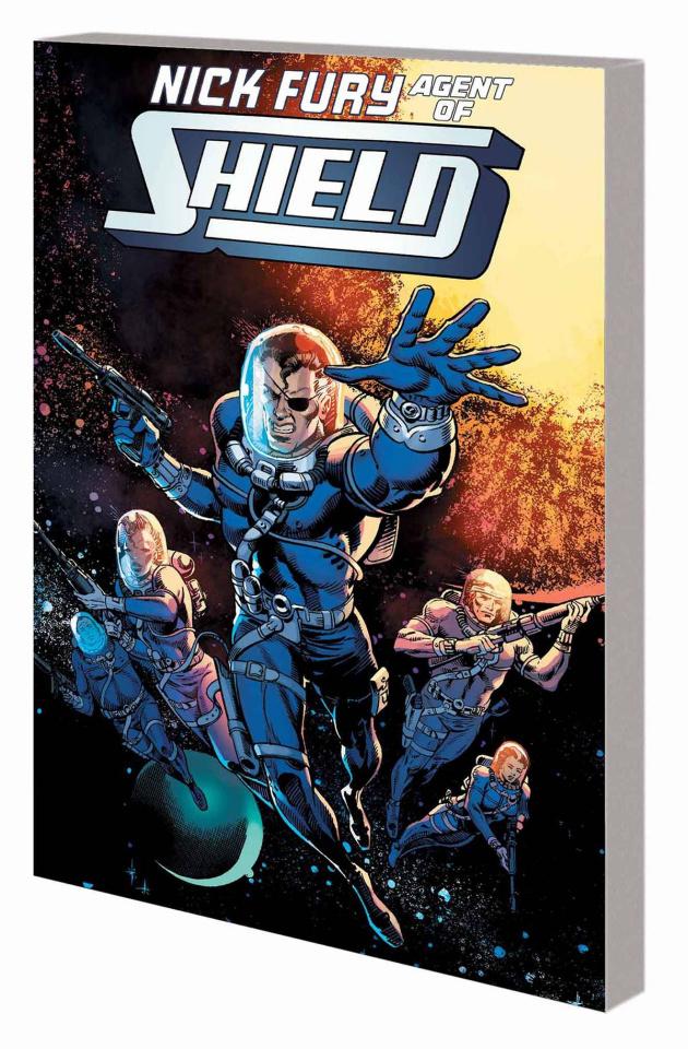 Nick Fury Classic Vol. 2: Agent of S.H.I.E.L.D.