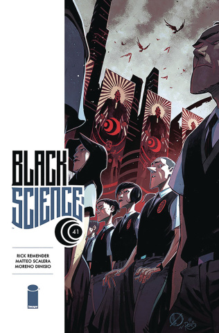 Black Science #41 (Scalera Cover)