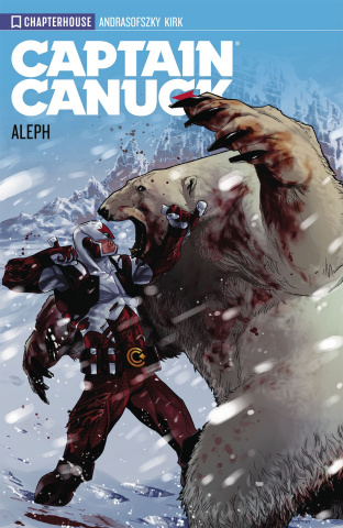 Captain Canuck Vol. 1: Aleph