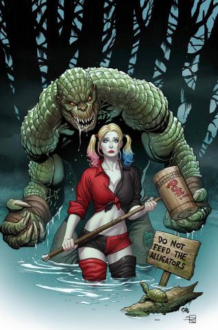 Harley Quinn #38 (Variant Cover)