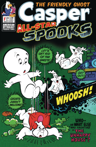 Casper: All-Star Spooks #1