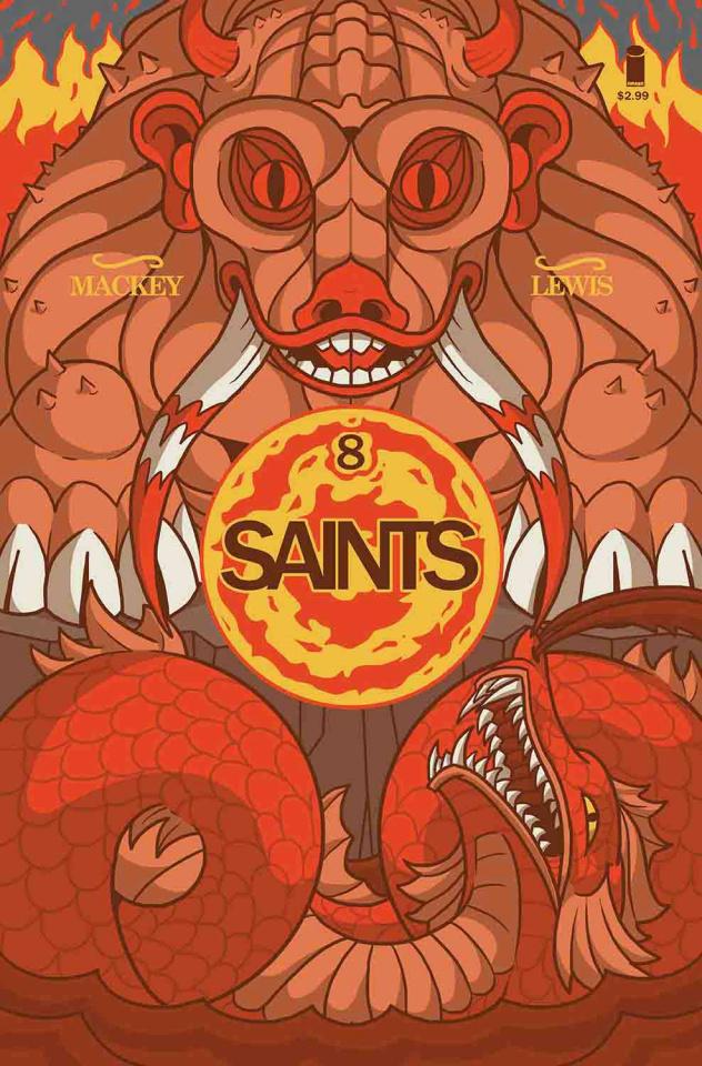 Saints #8