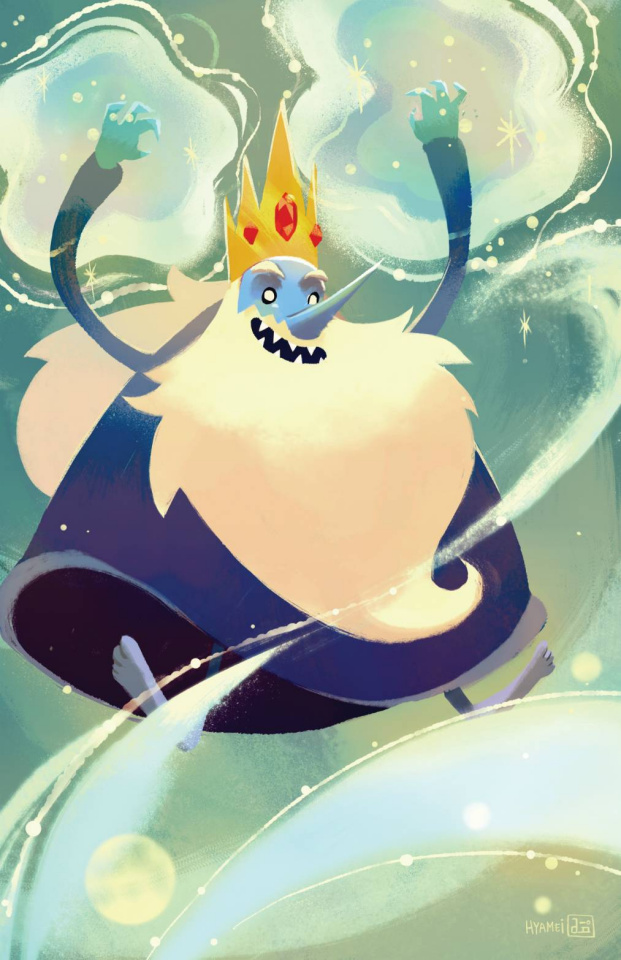 Adventure Time: The Ice King #5 (20 Copy Luna Cover)