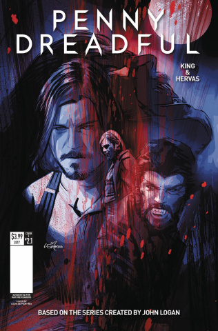 Penny Dreadful #1 (De Martinis Cover)