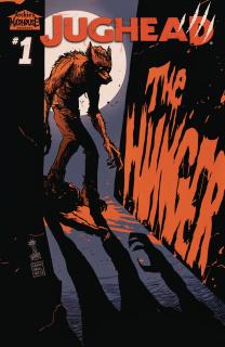 Jughead: The Hunger #1 (Francavilla Cover)