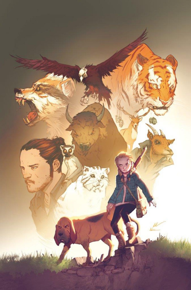 World of Animosity #1 (Rafael De Latorre Cover)