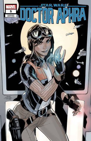 Star Wars: Doctor Aphra #5 (Dodson Cover)