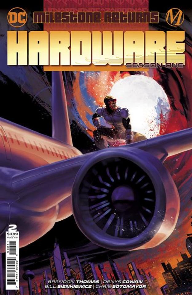 Hardware: Season One #2 (Mateus Manhanini Cover)