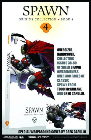 Spawn: Origins Vol. 4