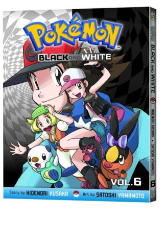 Pokémon: Black & White Vol. 6