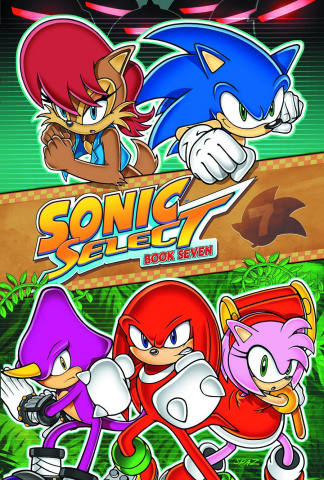 Sonic the Hedgehog Select Vol. 7