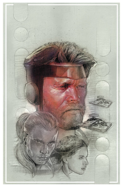 The Star Wars #0 (Lucas Draft)