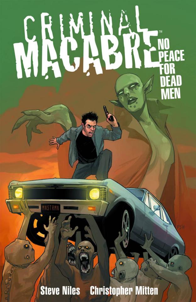Criminal Macabre: No Peace For Dead Men