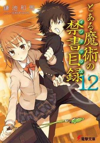 A Certain Magical Index Vol. 12