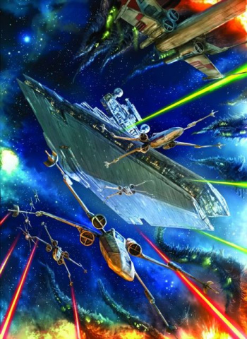 Star Wars: Invasion - Revelations #4