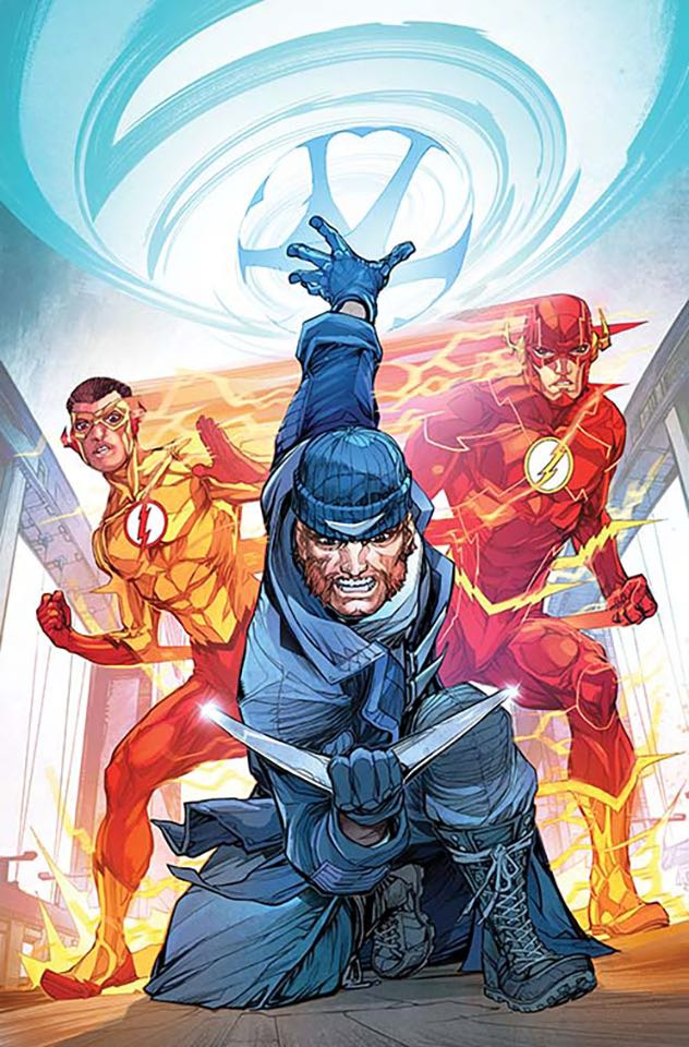 The Flash #18 (Variant Cover)
