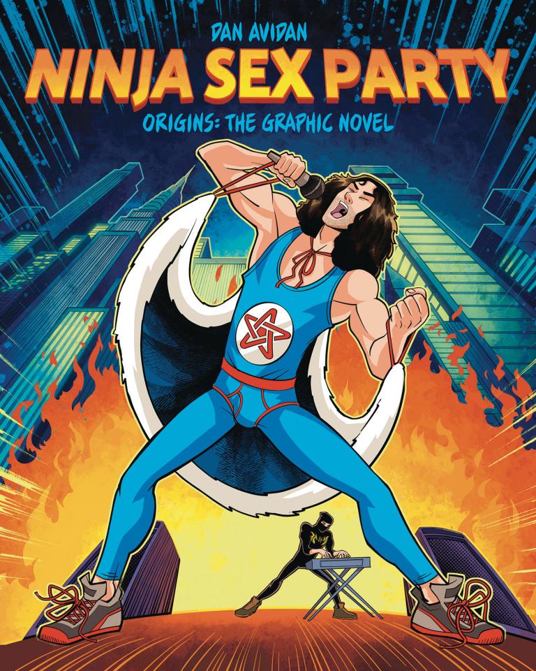 Ninja Sex Party Vol. 1: Origins