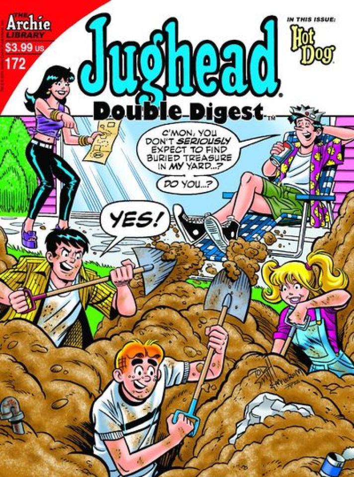 Jughead Double Digest #172