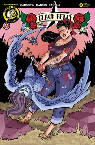 Black Betty #8 (Grace Risque Cover)