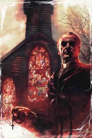 The Watcher #1 (Mastrazzo Cover)
